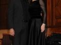 With Husband, Eli Navon, Winter Concert, Miami 2013.jpg